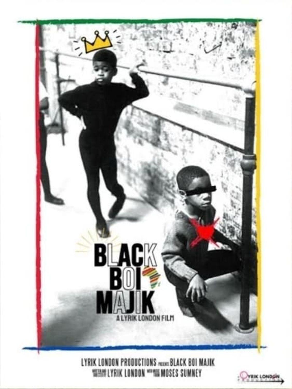 Black Boi Majik