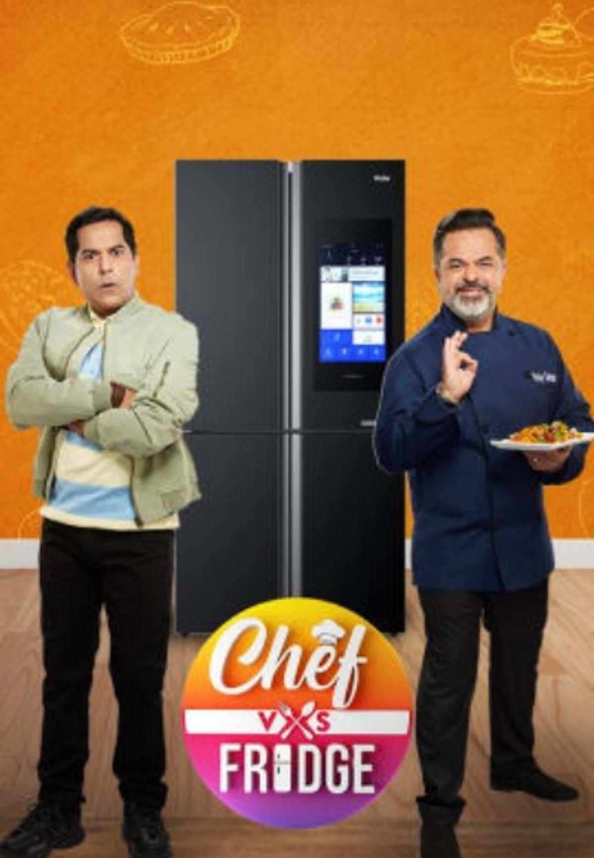 Chef vs Fridge