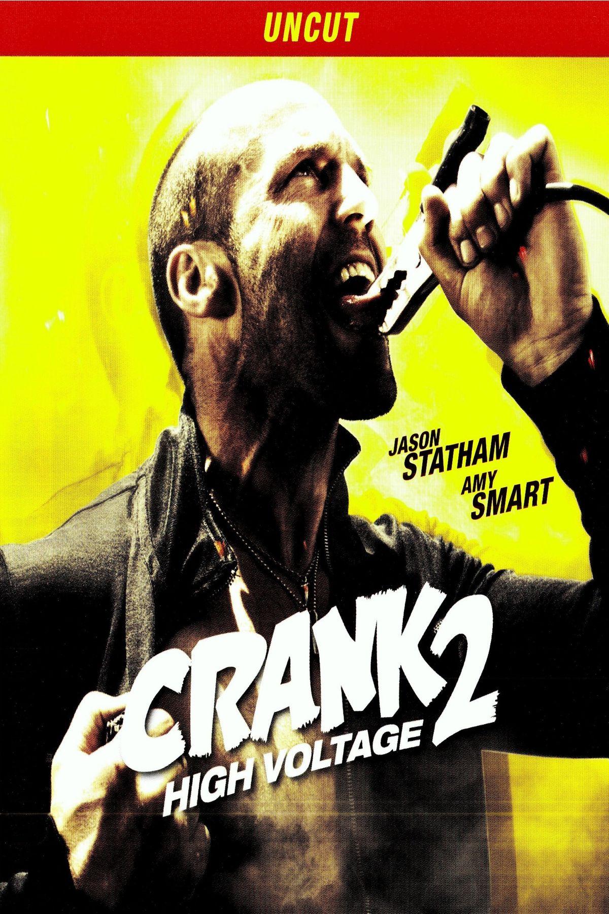 Crank: High Voltage