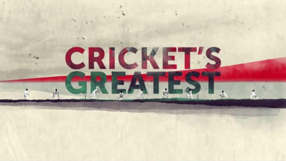 Cricket's Greatest - Sunil Gavaskar