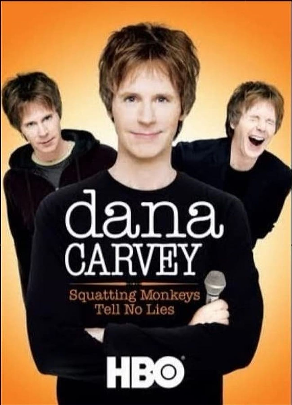 Dana Carvey: Squatting Monkeys Tell No Lies