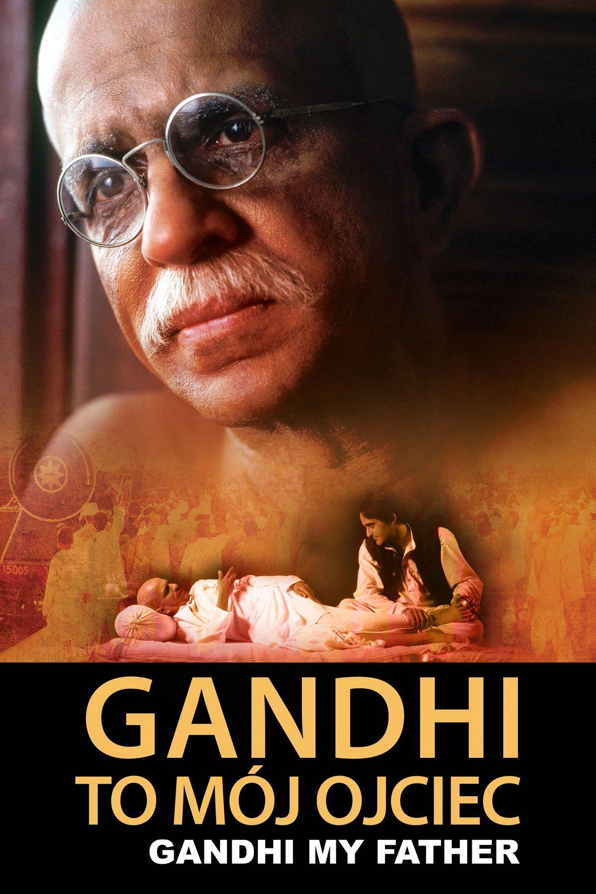 Gandhi My Father - Polish