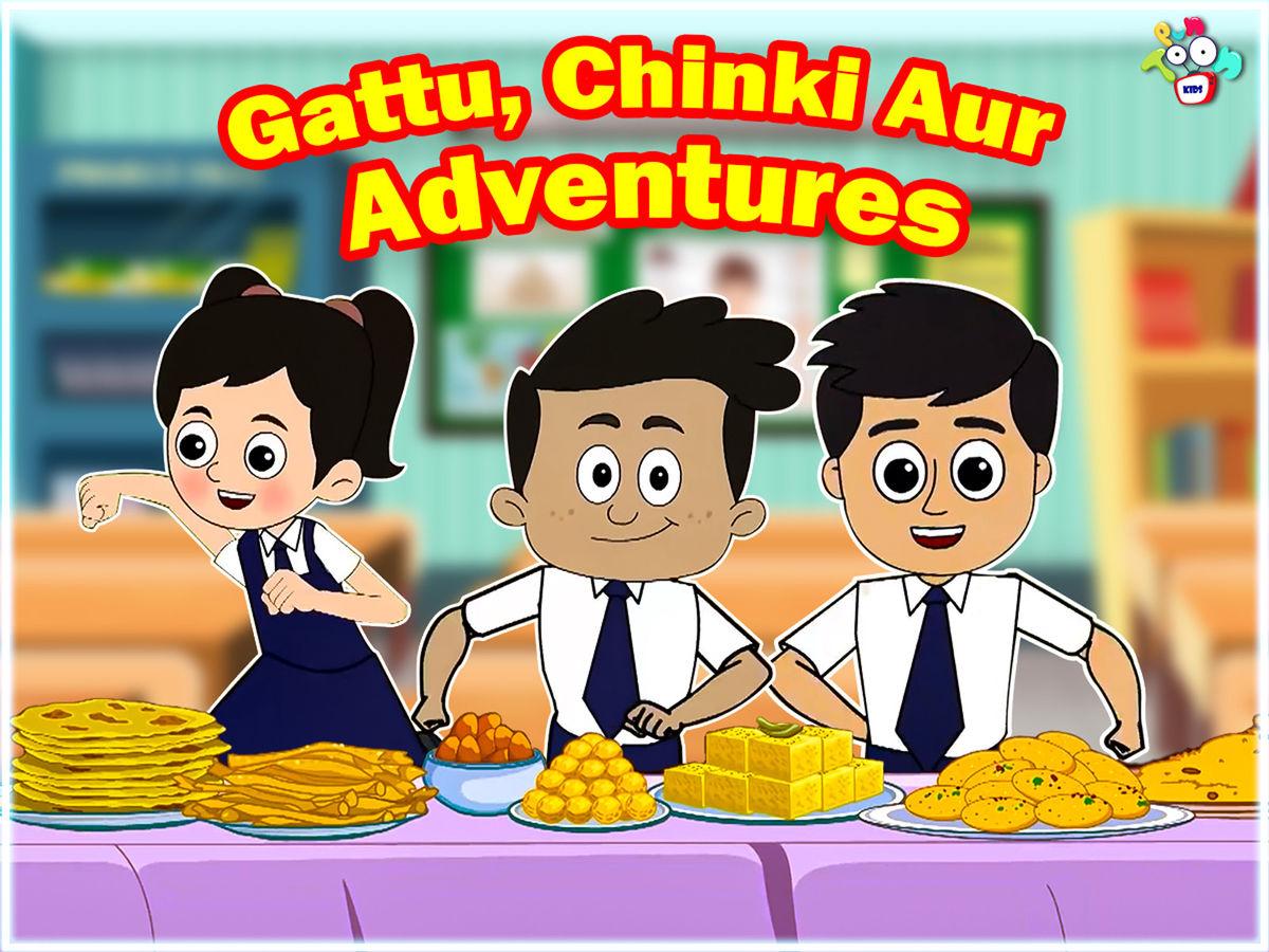 Gattu, Chinki Aur Adventures