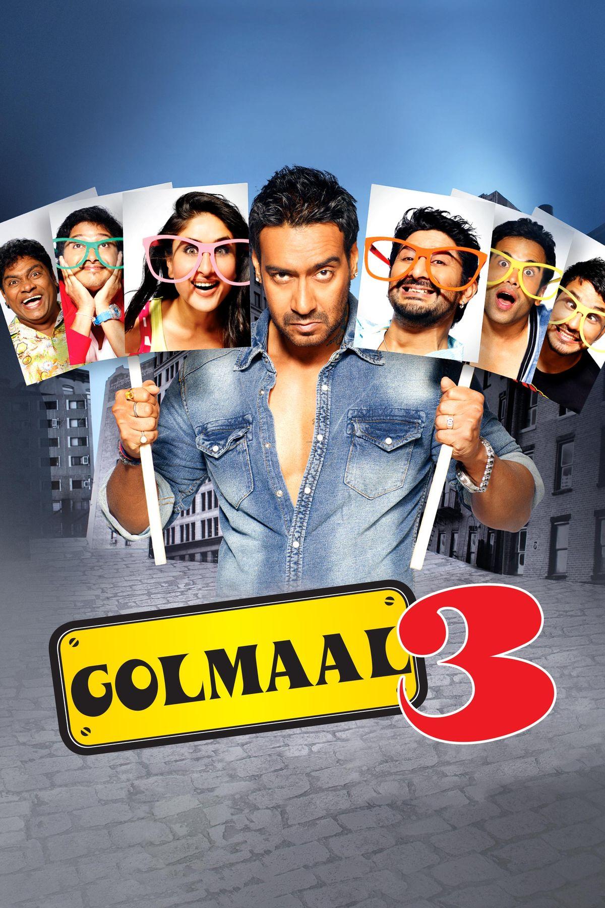 Golmaal 3 - Polish