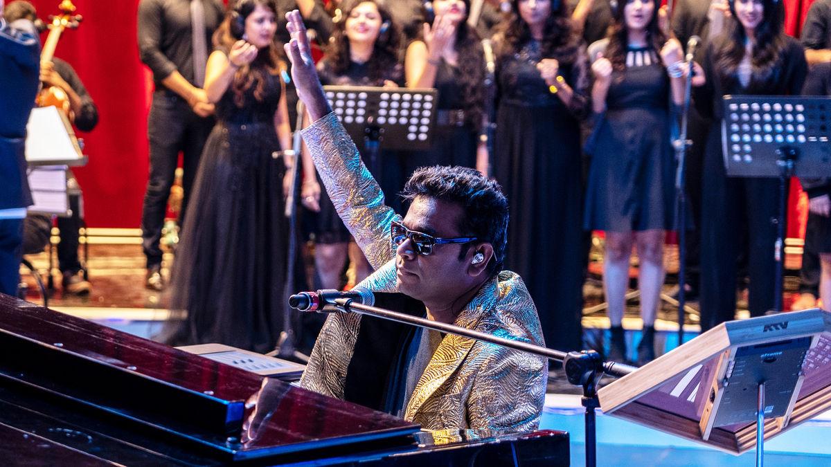 Harmony with A R Rahman