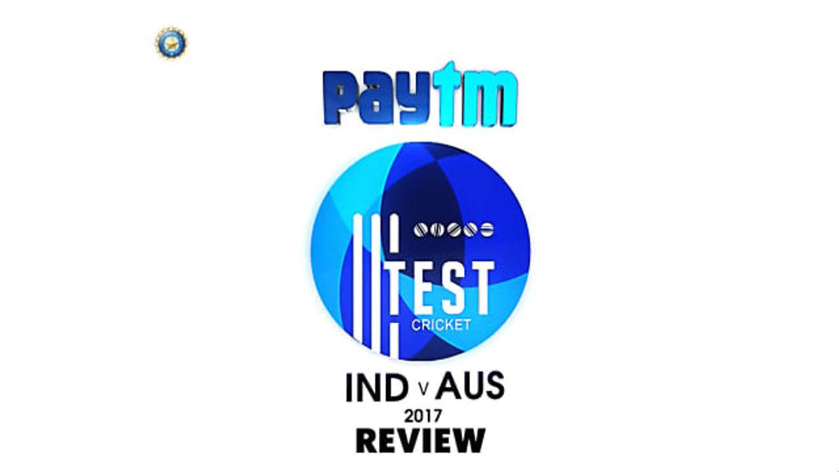 Ind-Aus Test Review