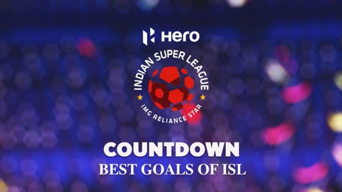 ISL Best Goals