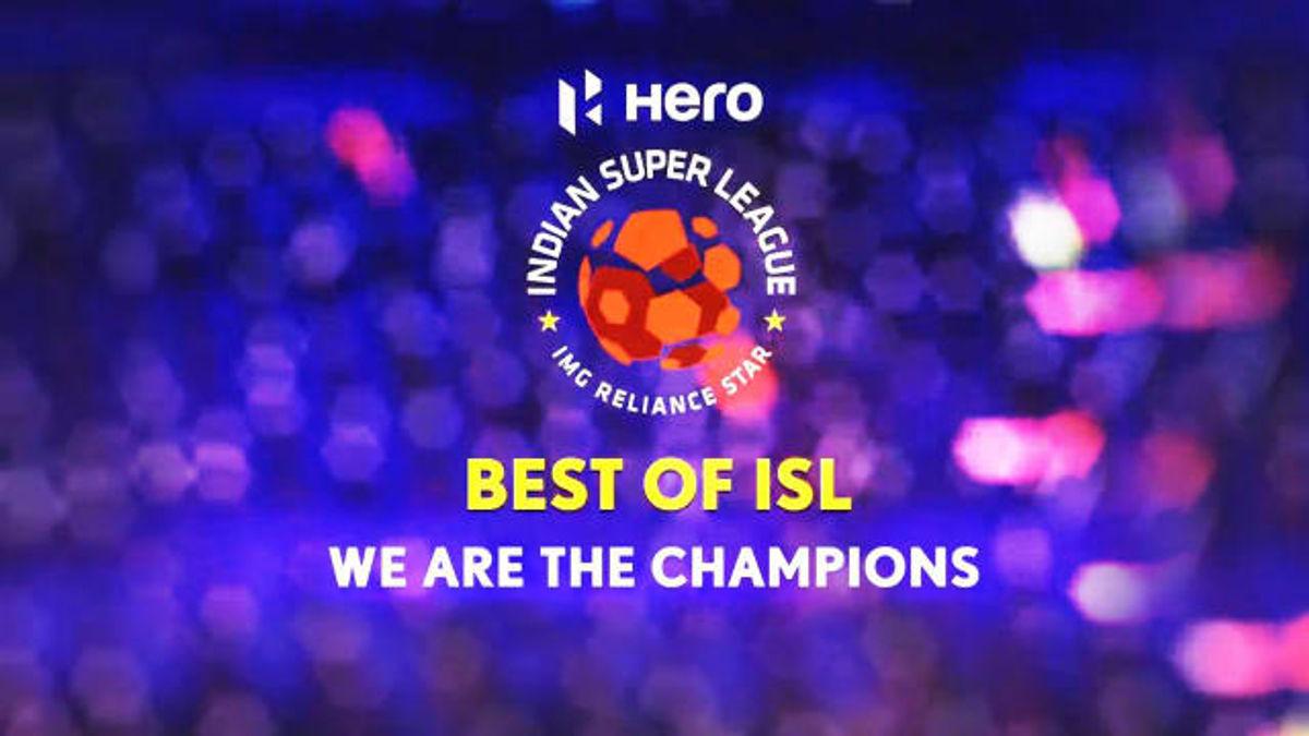 ISL Champions