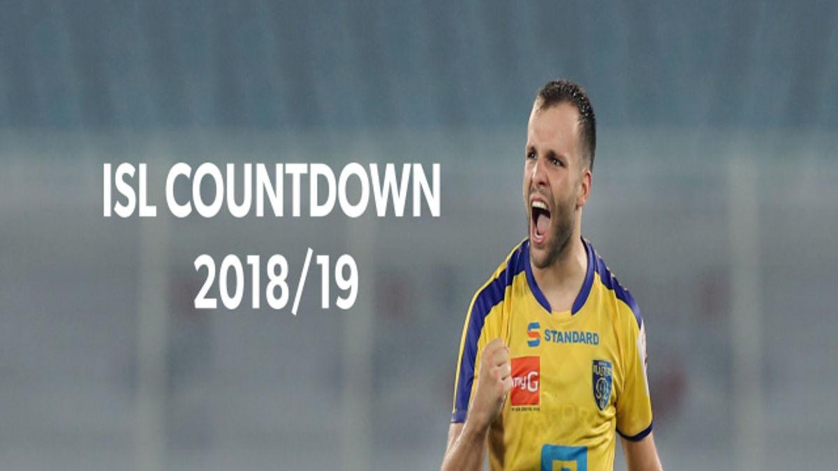 ISL Countdown 2018/19