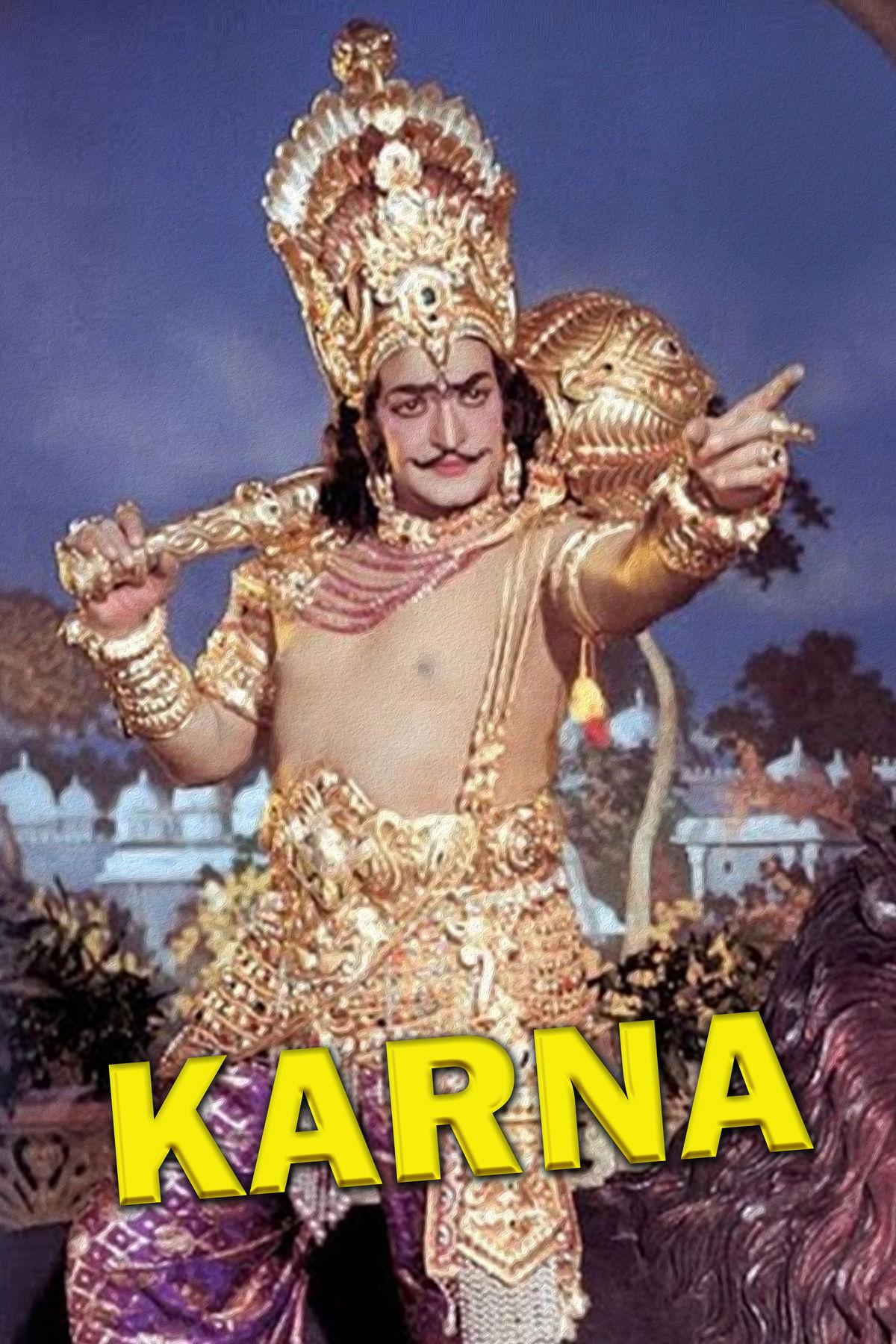 Karna - Telugu