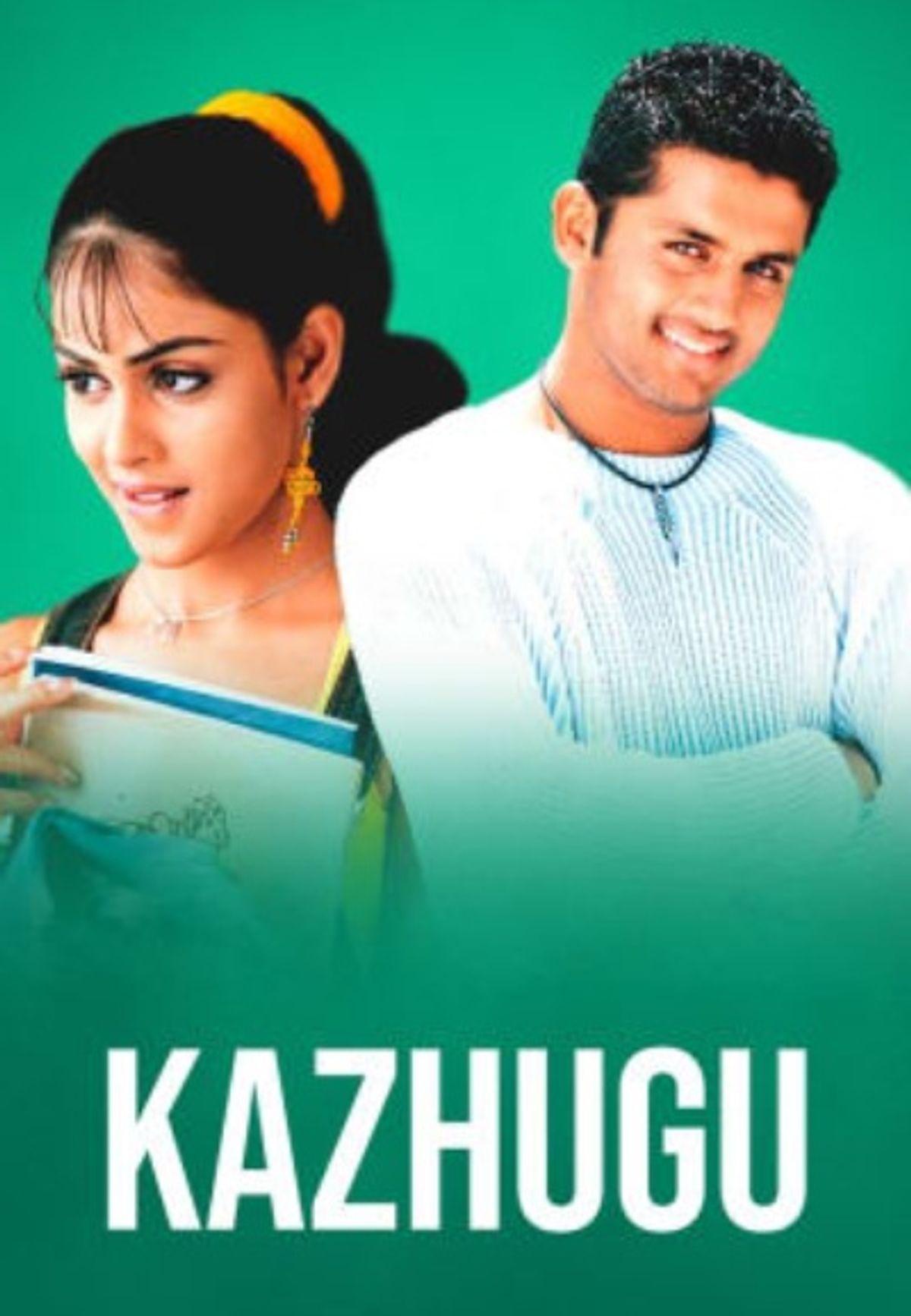 Kazhugu