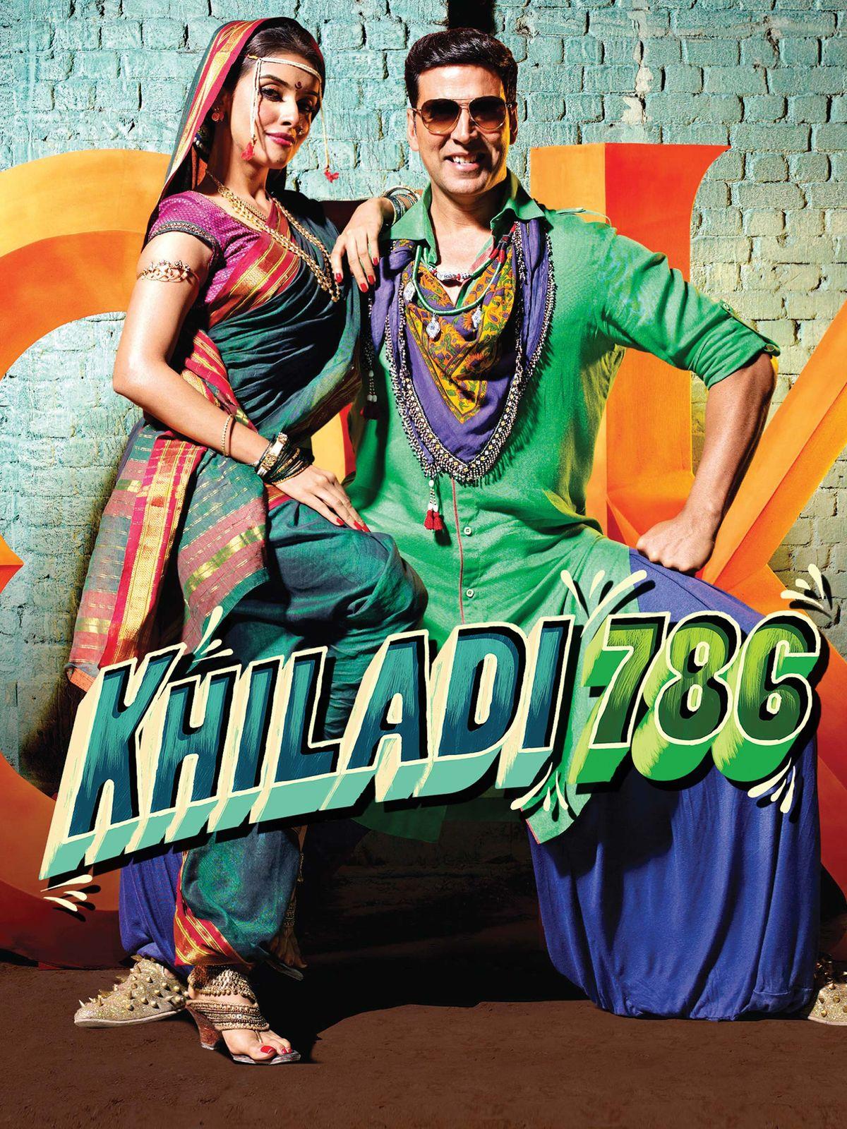 Khiladi 786 - Polish