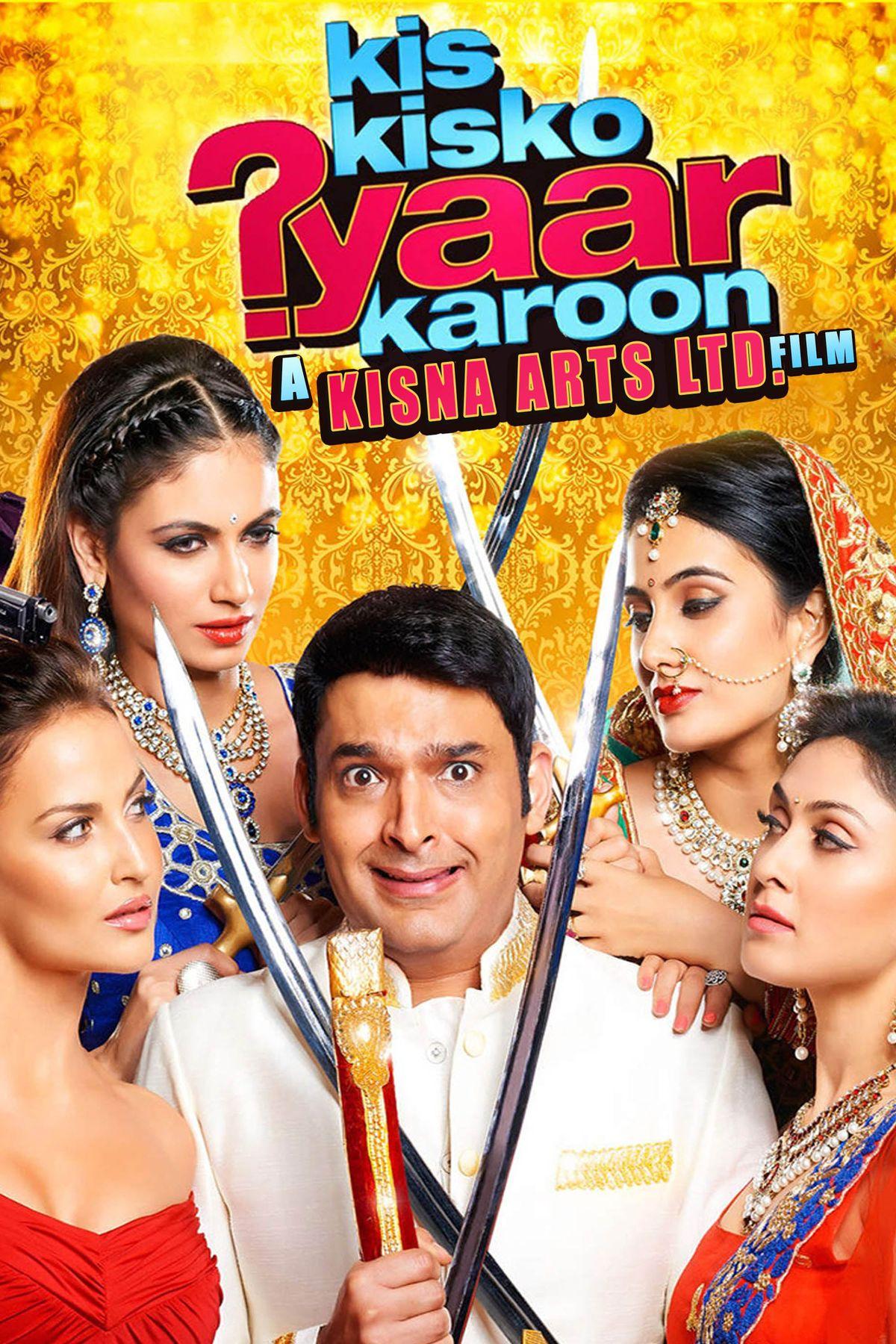 Kapil Sharma Best Movies, TV Shows and Web Series List