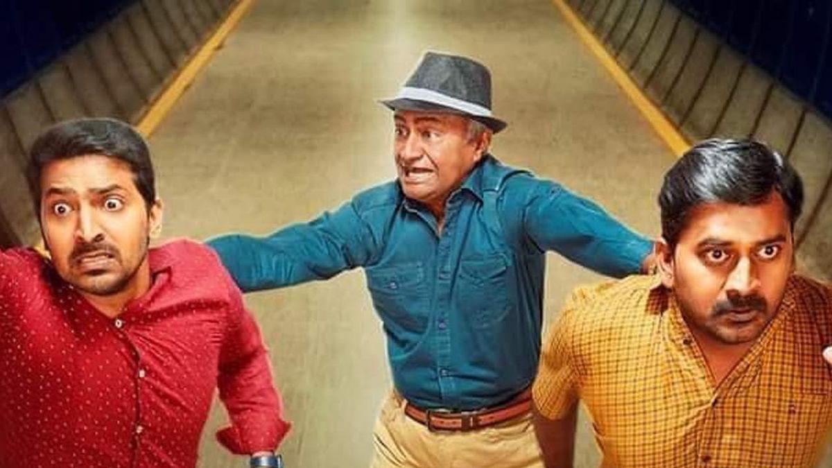 M S Bhaskar Best Movies, TV Shows and Web Series List