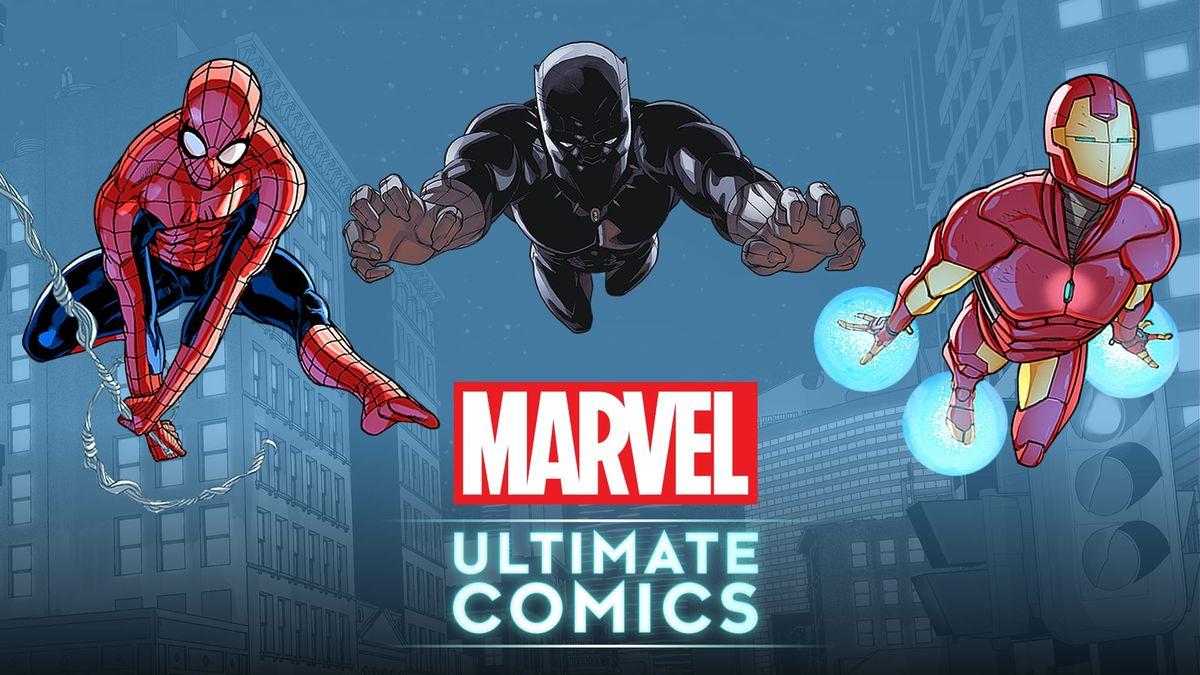 Marvel's Ultimate Comics