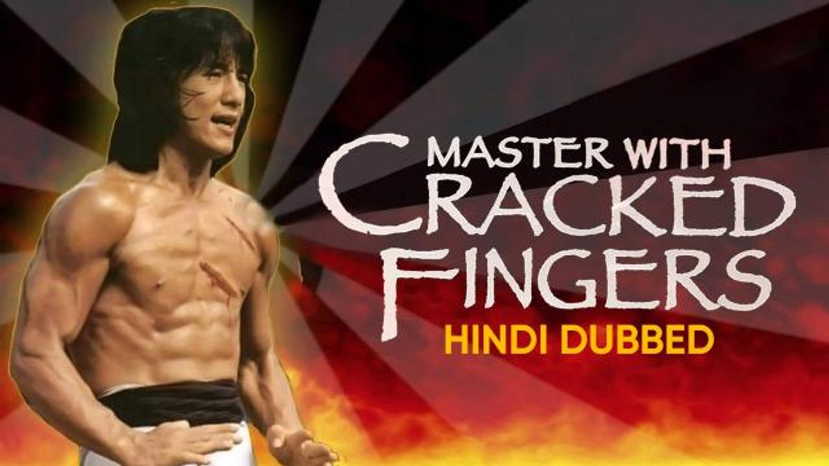 Master With Cracked Fingers
