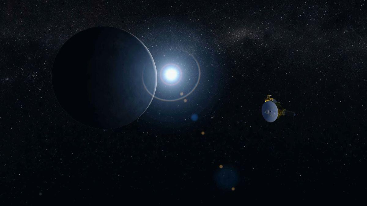 Mission Pluto