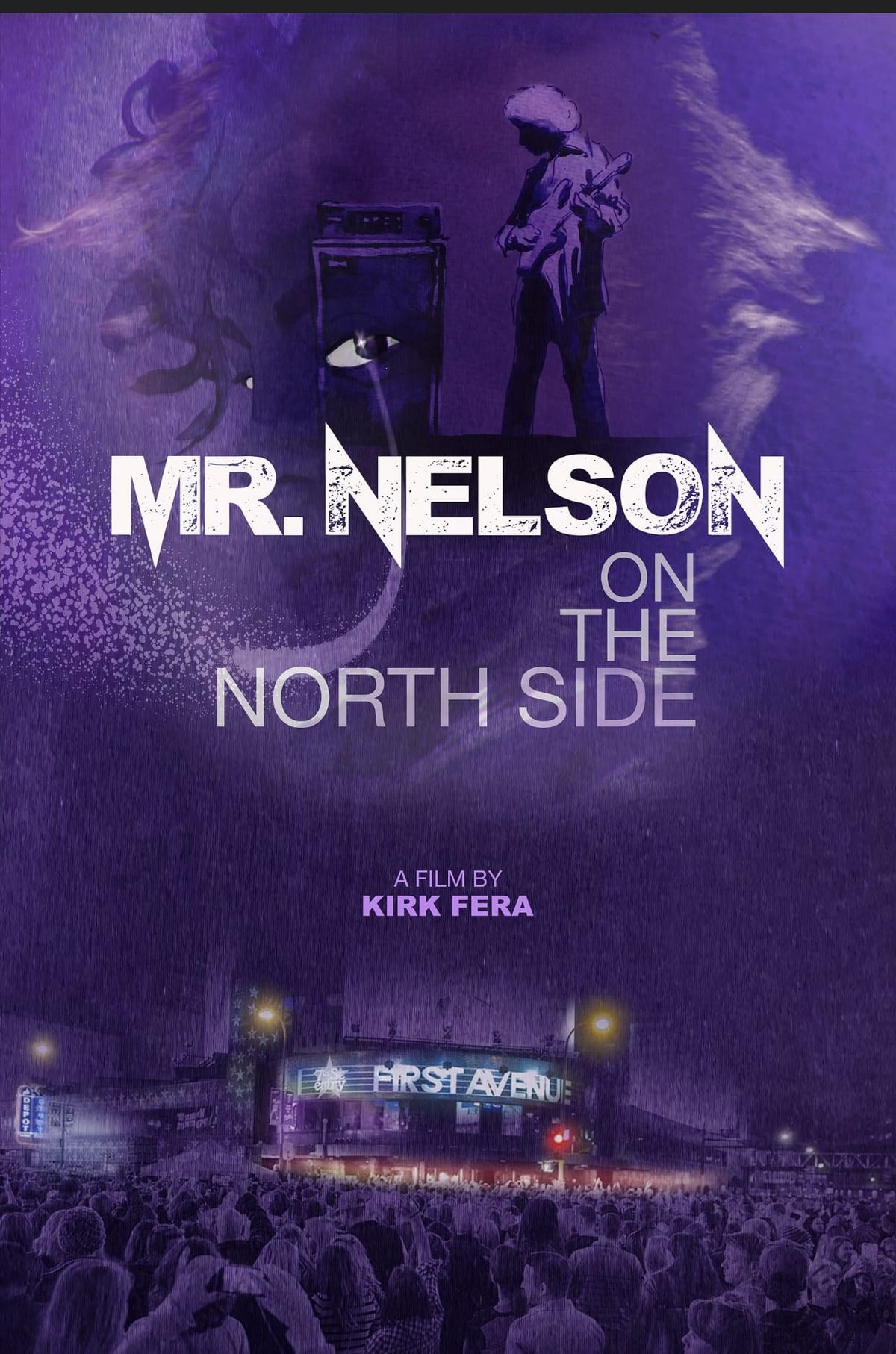 Mr. Nelson on the North Side