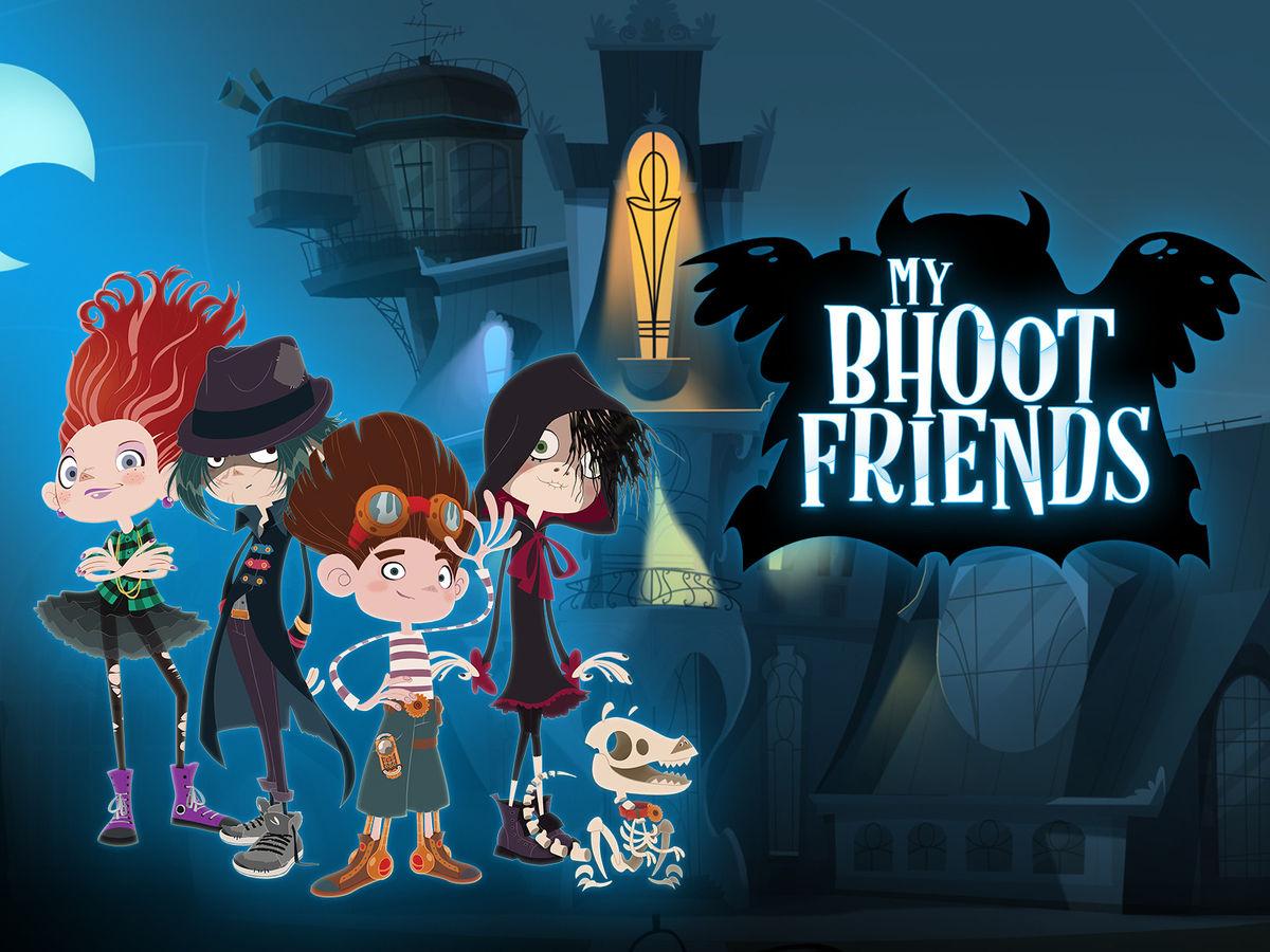 My Bhoot Friends