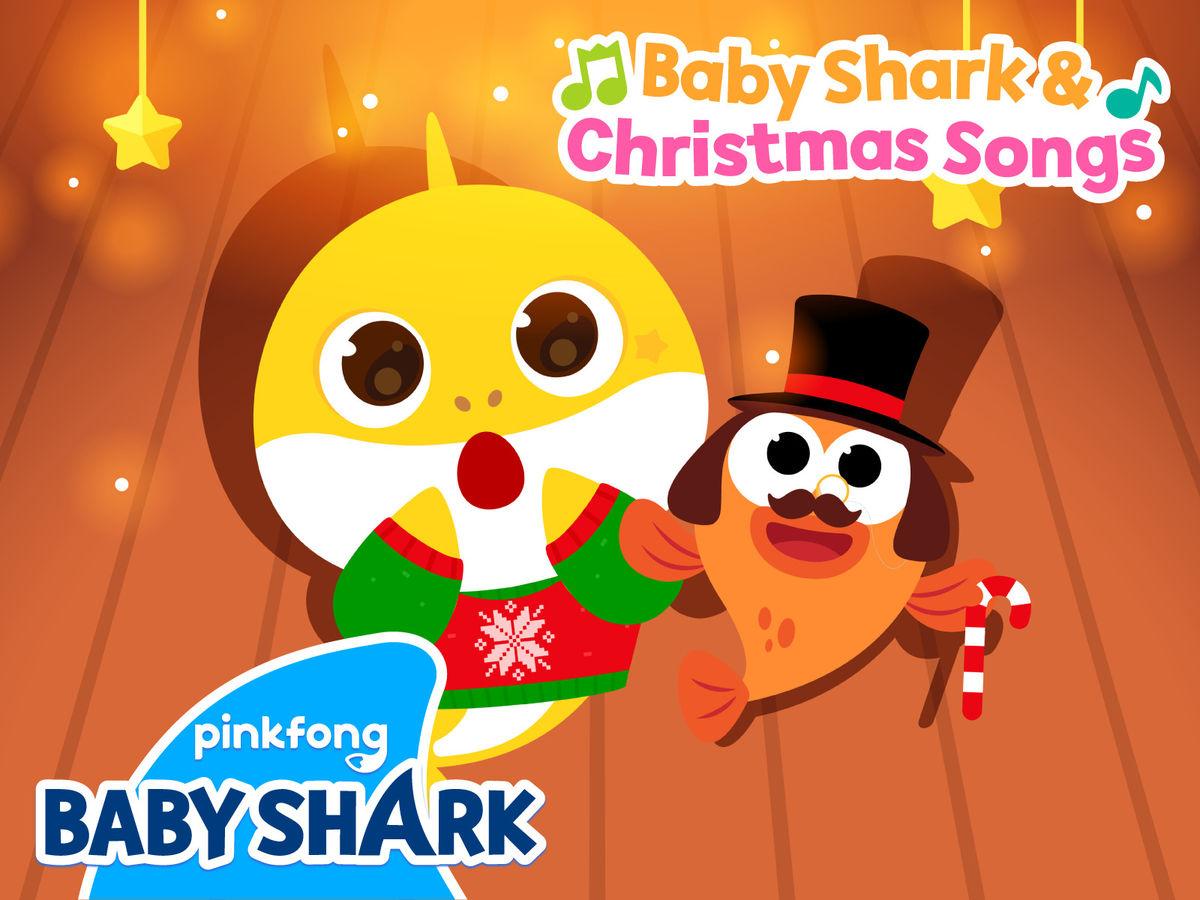 Pinkfong! Baby Shark & Christmas Songs