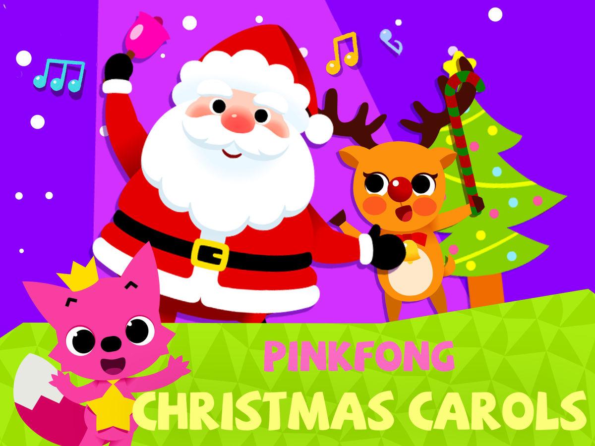 Pinkfong! Christmas Carols