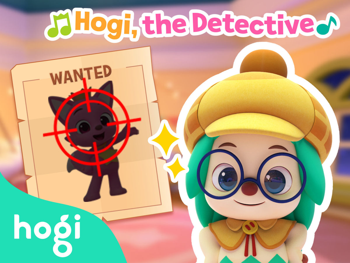 Pinkfong! Hogi, the Detective