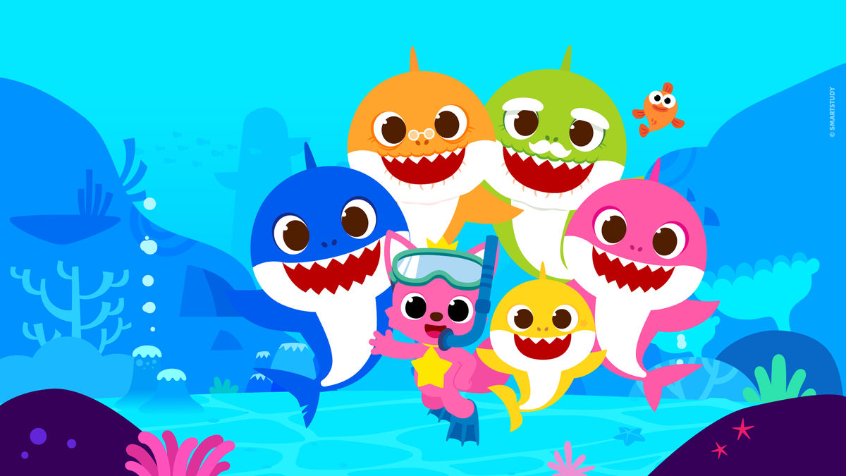 Pinkfong! Let's Booksplore with Hogi: Space