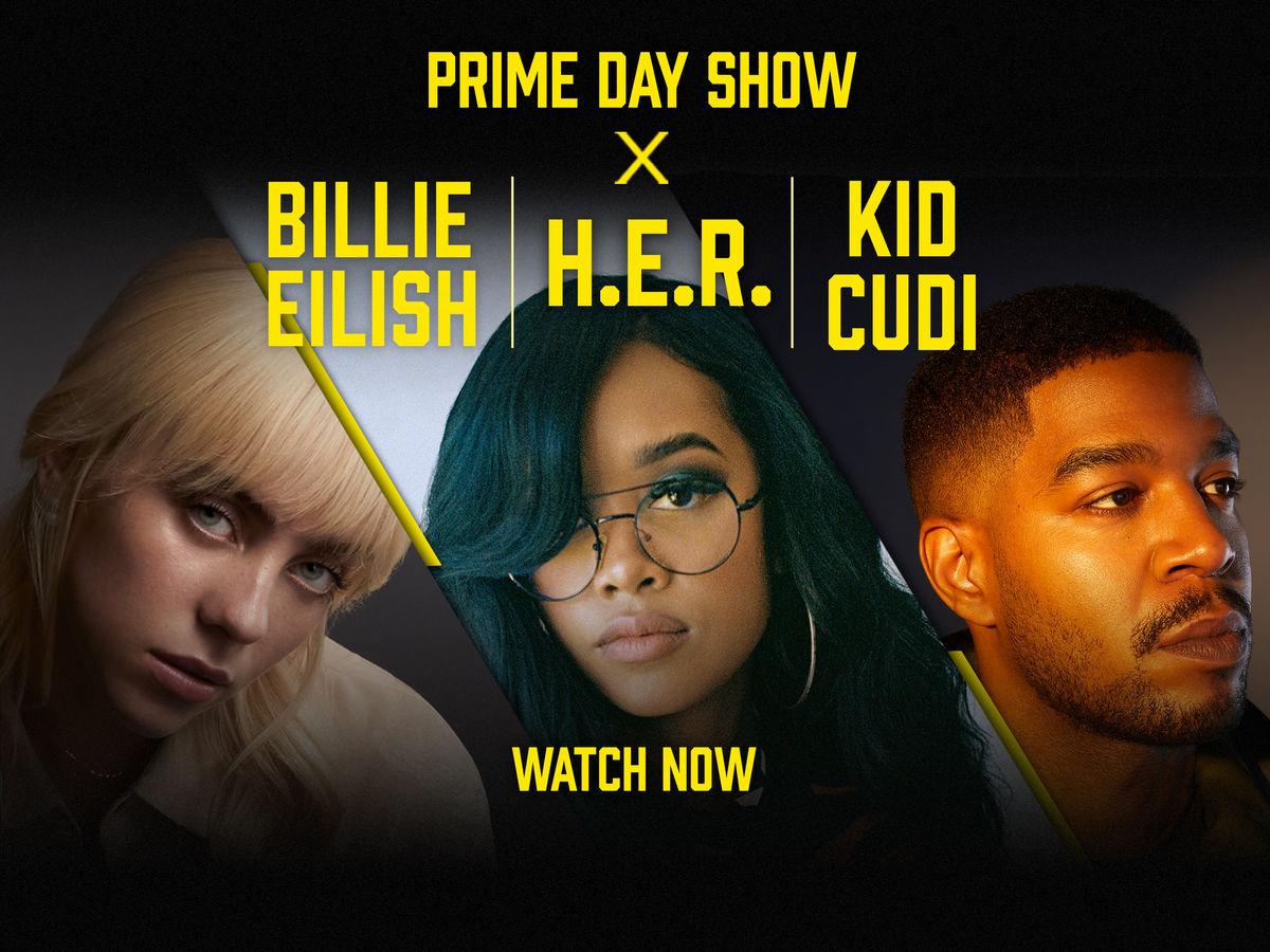 Prime Day Show