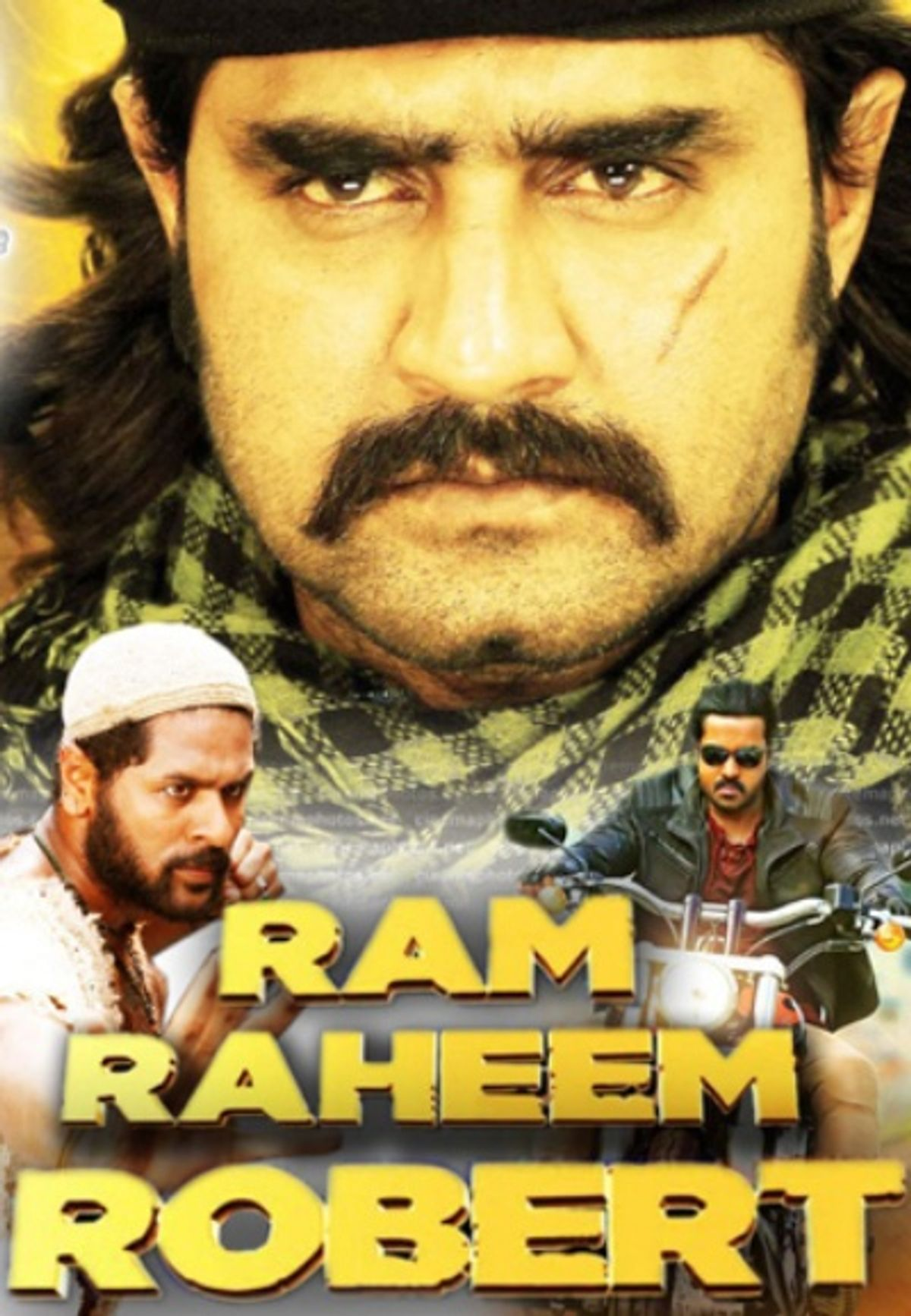 Ram Rahim Robert