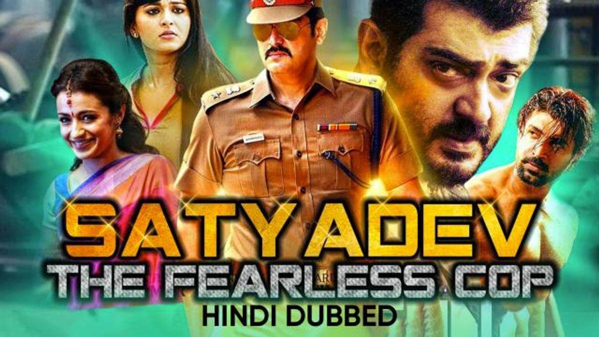 Satyadev The Fearless Cop