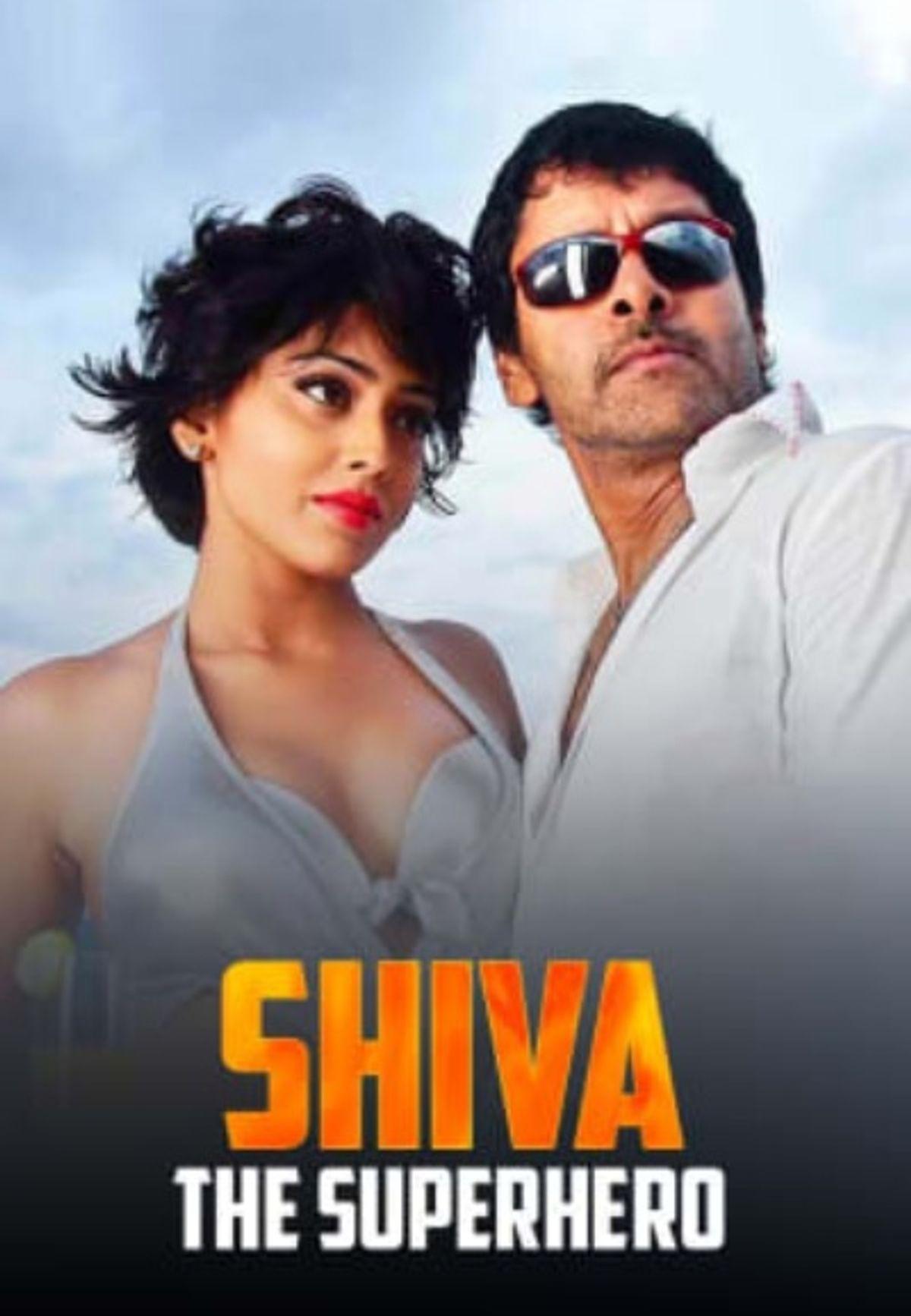 Shiva The Super Hero