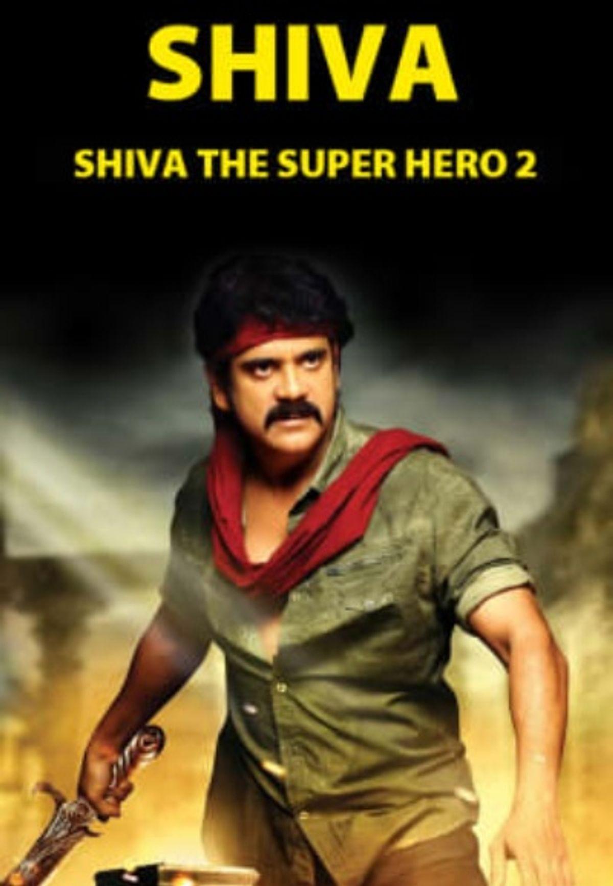 Shiva The Super Hero 2