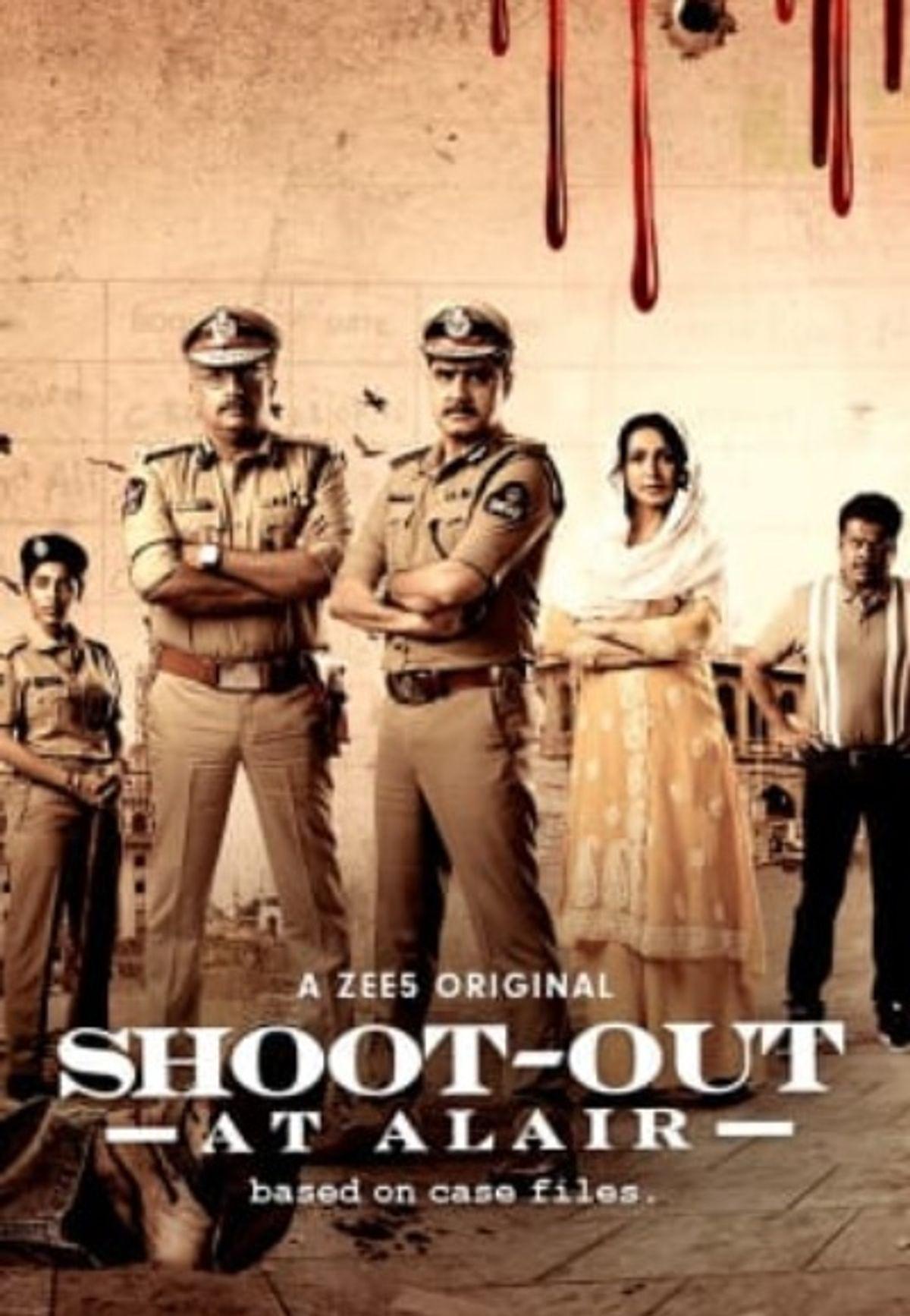 Shoot-out at Alair