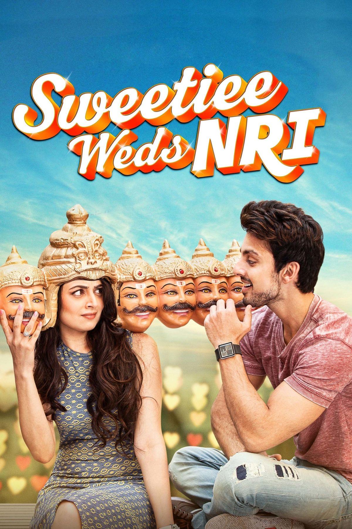 Sweetiee weds NRI