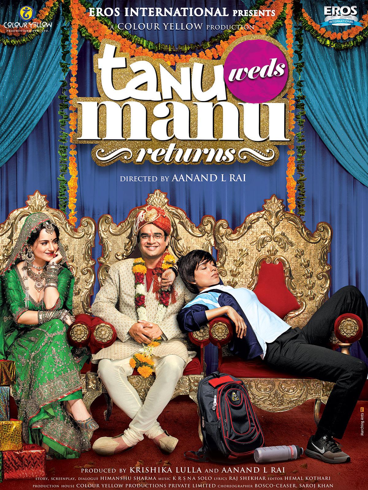 Tanu Weds Manu Returns - Swahili