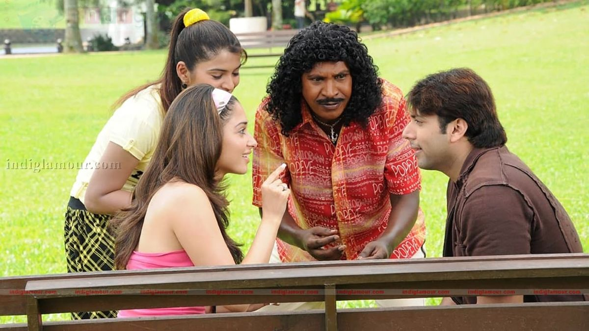 Dhandapani Best Movies, TV Shows and Web Series List