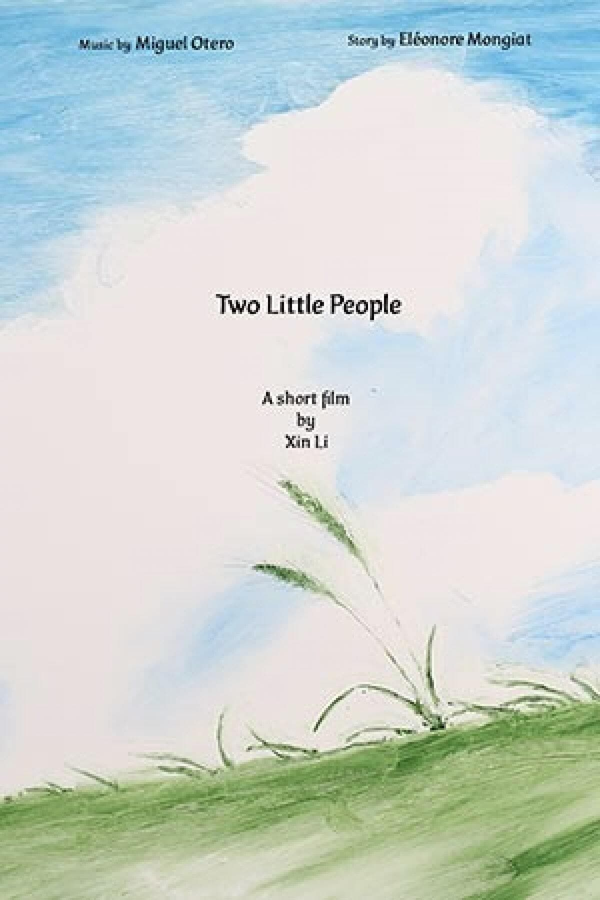 Two little people