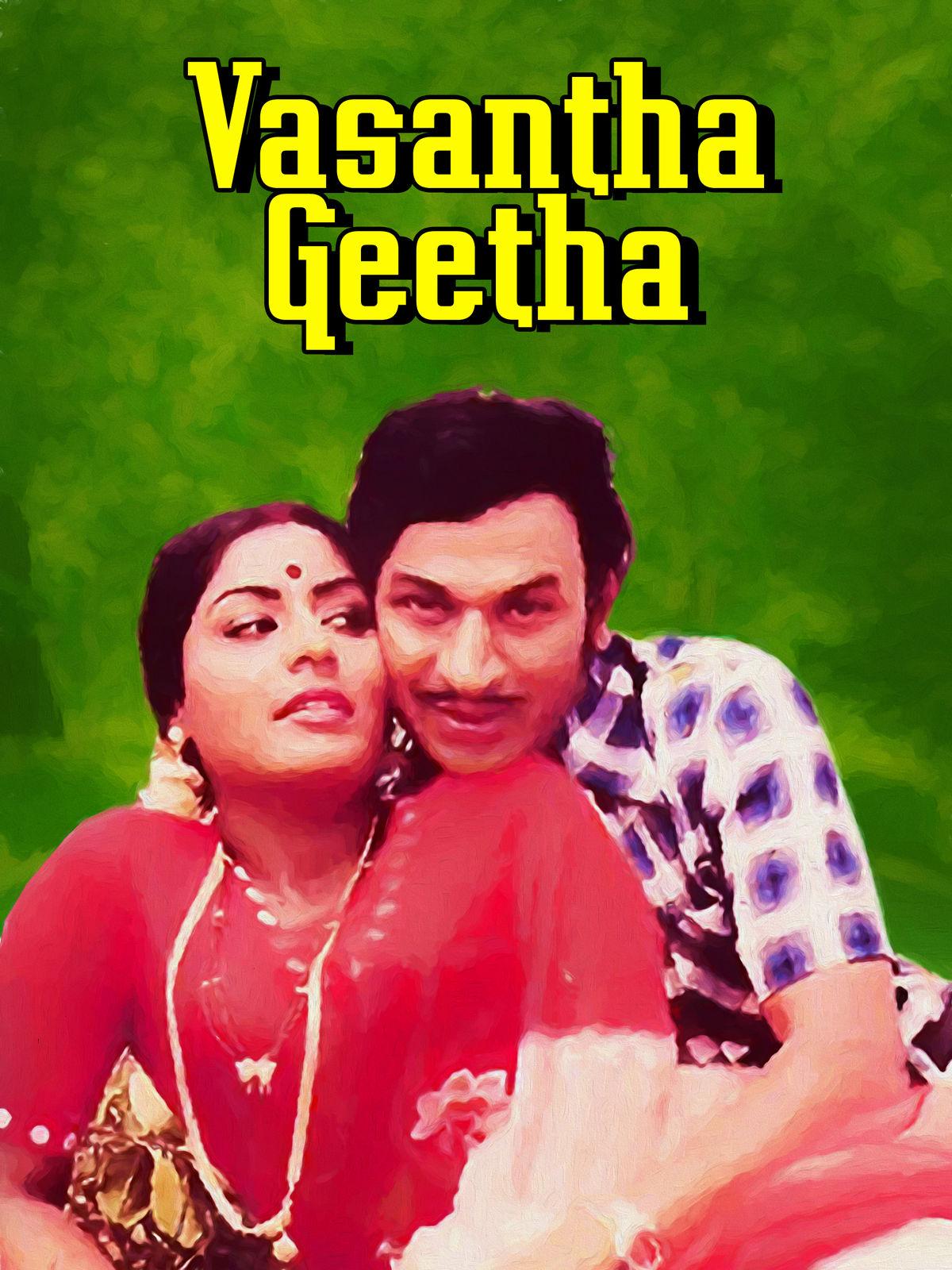 Vasantha Geetha