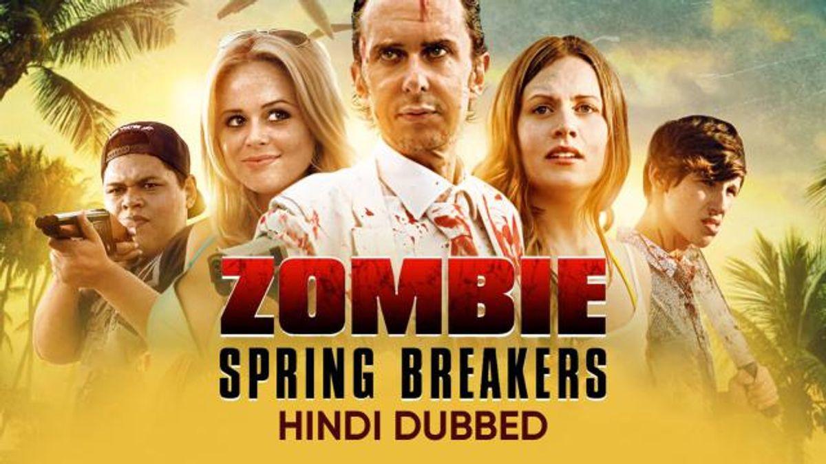 Zombie Spring Breakers
