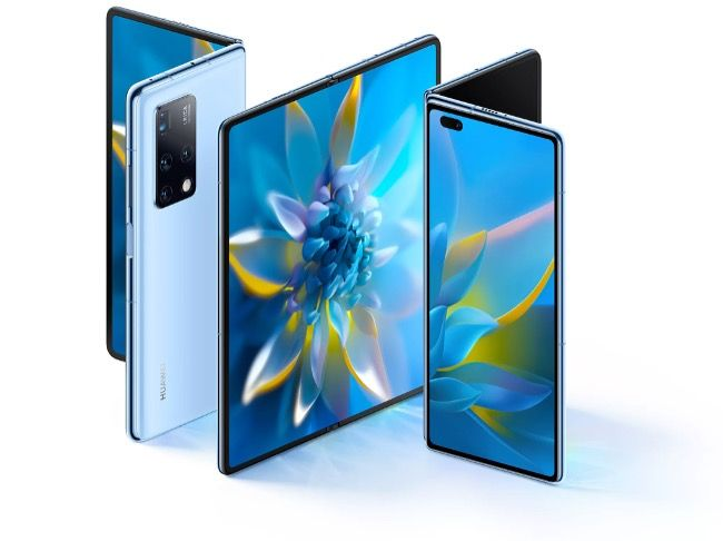 Huawei Mate X2 has launched in China starting at CNY 17,999