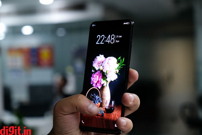 Vivo X21 First Impressions: Quite generic if not for the in-display