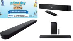 Amazon Prime Day 2020 Sale: Deals on Soundbars