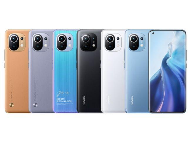 Xiaomi Mi 11 specifications