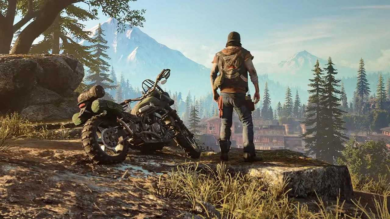 , [:en]PS4 unique Days Gone remastered for PS5, now coming to PC[:], Laban Juan
