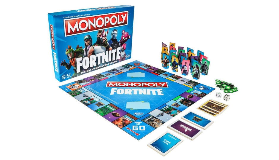 Epic Games partners with Hasbro to release Monopoly variant, Nerf.