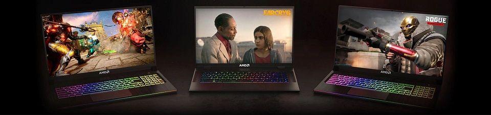 एएमडी एडवांटेज गेमिंग लैपटॉप