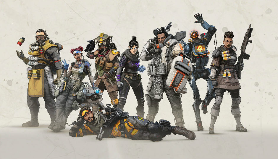PUBG competitor Apex Legends gains 50 million users in one