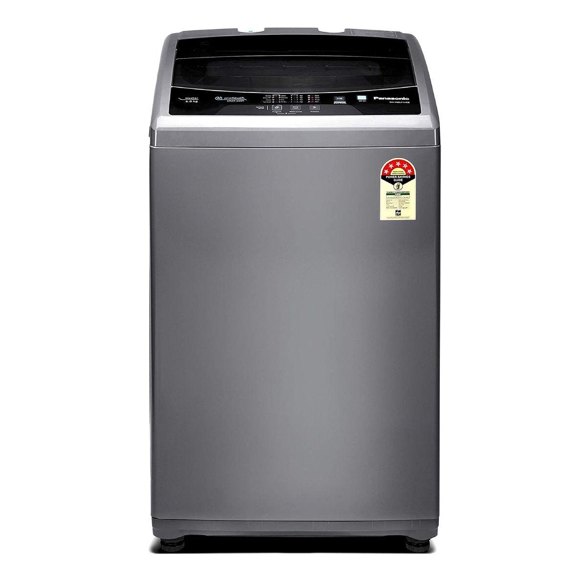 Panasonic 6 Kg 5 Star Fully-Automatic Top Loading Washing Machine (NA-F60LF1HRB)