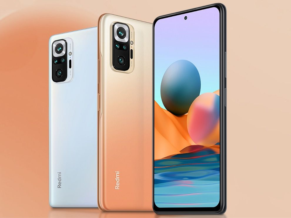 Redmi Note 10 Pro is a 4G phone.