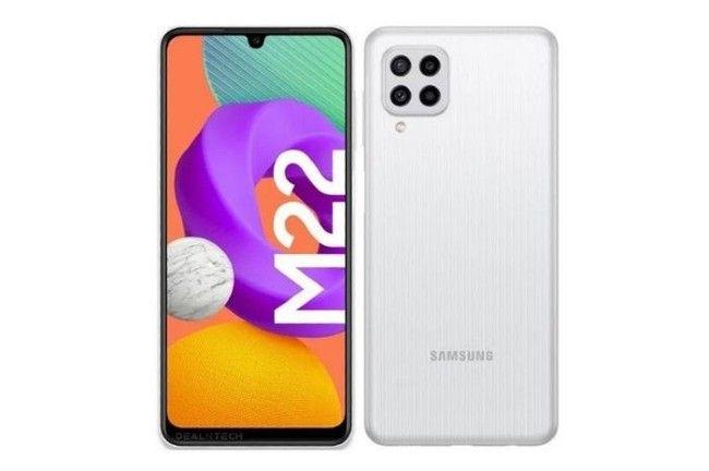 Samsung Galaxy M22: Key specifications